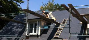 couverture toiture ardoise